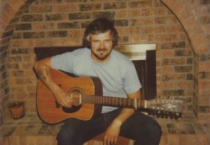 Dad with Guitar