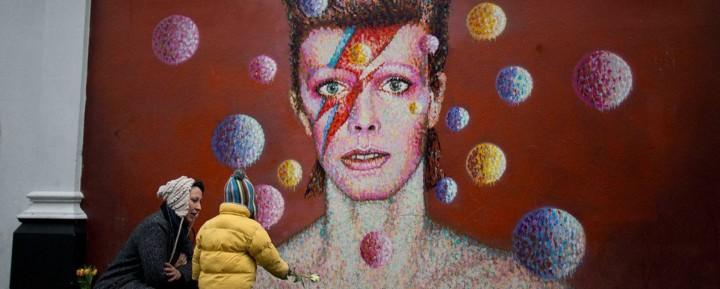 Davide Bowie feature