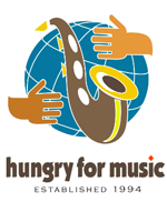 Hungry for Music logo